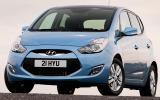 Hyundai ix20 from £11,595