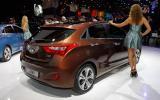 Frankfurt motor show: Hyundai i30