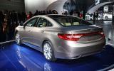 LA motor show: Hyundai Azera