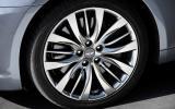 Hyundai Genesis alloy wheels