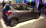 Frankfurt motor show: Next Hyundai i10 to rival Fiat 500