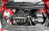 Hyundai i20 1.2-litre petrol engine