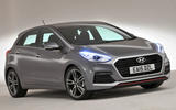 3.5 star Hyundai i30 Turbo