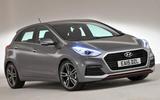 3.5 star Hyundai i30 Turbo