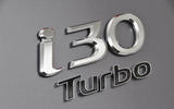 Hyundai i30 Turbo badging