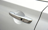 Hyundai i30 chrome door handle