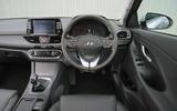 Hyundai i30 dashboard