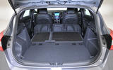Hyundai i30 extended boot space