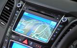 Hyundai i30 Turbo infotainment system