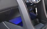 Hyundai i30 Turbo centre console