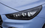 Hyundai i30N LED headlights