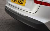 Hyundai i30 rear bumper