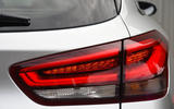 Hyundai i30 rear LED lights