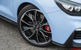 Hyundai i30 N alloy wheels