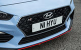 Hyundai i30 N front grille