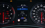 Hyundai i30 N information display