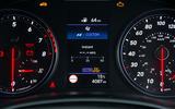 Hyundai i30 N information display