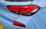 Hyundai i30 N rear light