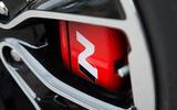 Hyundai i30 N red brake calipers