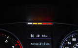 Hyundai i30 N rev counter