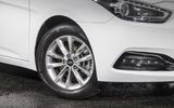 16in Hyundai i40 alloy wheels