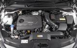 Hyundai i40 diesel engine