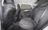 Hyundai i40 rear seats