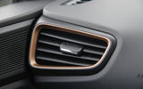 Hyundai Ioniq air vents