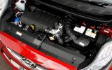 Hyundai ix20 1.4-litre petrol engine