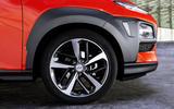 Hyundai Kona alloy wheels