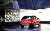 Hyundai Kona rear quarter
