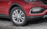 16in Hyundai Santa Fé alloy wheels