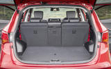 Hyundai Santa Fé boot space