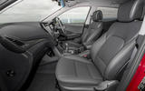 Hyundai Santa Fé interior