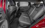 Hyundai Santa Fé rear seats