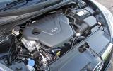 1.6-litre Hyundai Veloster engine