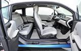 BMW i3 full cabin
