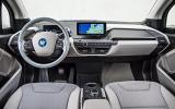 BMW i3 dashboard