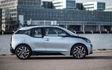 BMW i3 lightweight body