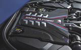 BMW M5 2018 long-term review engine