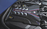 BMW M5 2018 long-term review engine