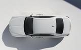 2021 Rolls-Royce Ghost - top down