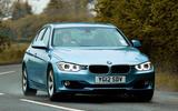ULEZ used cars - diesel BMW 3 Series