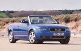 ULEZ used cars - Petrol Audi A4