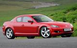 ULEZ used cars - Petrol Mazda RX-8