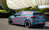 Volkswagen ID 3 2020 prototype review - static rear