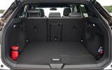 2021 Volkswagen ID 4 prototype drive - boot