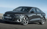 Audi A3 2020 - static front