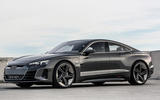 Audi E-tron GT - static side