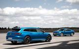 Volkswagen Arteon - static rear